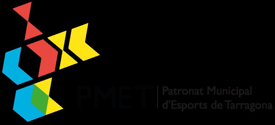 Logo Patronat Municipal d'Esports de Tarragona