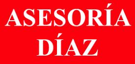 Logo Asesoría Díaz