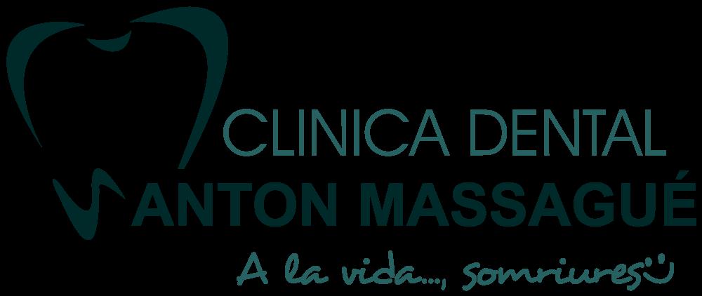 Logo Clínica Dental Anton Massagué